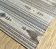 Jaipur Rugs - Flat Weave Wool and Viscose Beige and Brown SDWV-25 Area Rug Floorshot - RUG1099826
