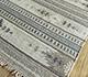 Jaipur Rugs - Flat Weave Wool and Viscose Beige and Brown SDWV-25 Area Rug Floorshot - RUG1099817