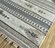 Jaipur Rugs - Flat Weave Wool and Viscose Ivory SDWV-25 Area Rug Floorshot - RUG1099886