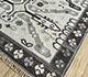 Jaipur Rugs - Flat Weave Wool and Viscose Ivory SDWV-26 Area Rug Floorshot - RUG1099795