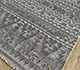 Jaipur Rugs - Flat Weave Wool and Viscose Beige and Brown SDWV-27 Area Rug Floorshot - RUG1099798
