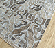 Jaipur Rugs - Flat Weave Wool and Viscose Ivory SDWV-28 Area Rug Floorshot - RUG1100323