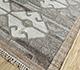 Jaipur Rugs - Flat Weave Wool and Viscose Ivory SDWV-31 Area Rug Floorshot - RUG1100326