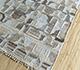 Jaipur Rugs - Flat Weave Wool and Viscose Beige and Brown SDWV-34 Area Rug Floorshot - RUG1100330