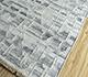 Jaipur Rugs - Flat Weave Wool and Viscose Ivory SDWV-34 Area Rug Floorshot - RUG1100331