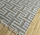 Jaipur Rugs - Flat Weave Wool and Viscose Beige and Brown SDWV-37 Area Rug Floorshot - RUG1100334