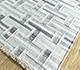 Jaipur Rugs - Flat Weave Wool and Viscose Blue SDWV-37 Area Rug Floorshot - RUG1099800
