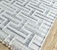 Jaipur Rugs - Flat Weave Wool and Viscose Ivory SDWV-37 Area Rug Floorshot - RUG1099871