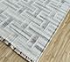 Jaipur Rugs - Flat Weaves Wool and Viscose Ivory SDWV-37 Area Rug Floorshot - RUG1100335