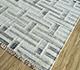 Jaipur Rugs - Flat Weave Wool and Viscose Ivory SDWV-37 Area Rug Floorshot - RUG1099888