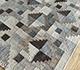 Jaipur Rugs - Flat Weave Wool and Viscose Beige and Brown SDWV-40 Area Rug Floorshot - RUG1100264