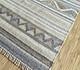 Jaipur Rugs - Flat Weaves Wool and Viscose Beige and Brown SDWV-47 Area Rug Floorshot - RUG1100345