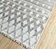 Jaipur Rugs - Flat Weave Wool and Viscose Ivory SDWV-48 Area Rug Floorshot - RUG1100346