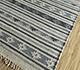 Jaipur Rugs - Flat Weave Wool and Viscose Ivory SDWV-49 Area Rug Floorshot - RUG1100347