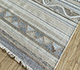 Jaipur Rugs - Flat Weave Wool and Viscose Blue SDWV-81 Area Rug Floorshot - RUG1099877
