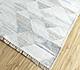 Jaipur Rugs - Flat Weaves Wool and Viscose Ivory SDWV-84 Area Rug Floorshot - RUG1100380
