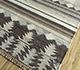 Jaipur Rugs - Flat Weave Wool and Viscose Beige and Brown SDWV-87 Area Rug Floorshot - RUG1100382