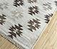 Jaipur Rugs - Flat Weave Wool and Viscose Ivory SDWV-98 Area Rug Floorshot - RUG1100388