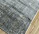 Jaipur Rugs - Hand Loom Viscose Grey and Black SHPV-98 Area Rug Floorshot - RUG1099920