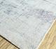 Jaipur Rugs - Hand Loom Wool and Viscose Blue SHWV-36 Area Rug Floorshot - RUG1100036