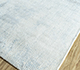 Jaipur Rugs - Hand Loom Wool and Viscose Blue SHWV-43 Area Rug Floorshot - RUG1100043