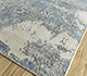 Jaipur Rugs - Hand Loom Wool and Viscose Ivory SHWV-46 Area Rug Floorshot - RUG1100045