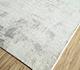 Jaipur Rugs - Hand Loom Wool and Viscose Ivory SHWV-48 Area Rug Floorshot - RUG1099978