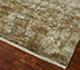 Jaipur Rugs - Hand Knotted Wool and Silk Grey and Black SKRT-813 Area Rug Floorshot - RUG1038610