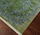 Jaipur Rugs - Hand Knotted Wool and Silk Green SKRT-814 Area Rug Floorshot - RUG1071057