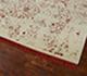 Jaipur Rugs - Hand Knotted Wool and Silk Ivory SKRT-817 Area Rug Floorshot - RUG1055603