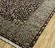 Jaipur Rugs - Hand Knotted Wool Grey and Black SKWL-19 Area Rug Floorshot - RUG1097876