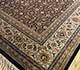 Jaipur Rugs - Hand Knotted Wool Beige and Brown SKWL-26 Area Rug Floorshot - RUG1097884