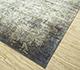 Jaipur Rugs - Hand Knotted Wool and Silk Blue SPL-823 Area Rug Floorshot - RUG1081037