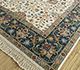 Jaipur Rugs - Hand Knotted Wool Ivory SPR-49 Area Rug Floorshot - RUG1091250