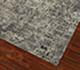 Jaipur Rugs - Hand Knotted Wool Grey and Black SPR-701 Area Rug Floorshot - RUG1025745
