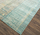 Jaipur Rugs - Hand Knotted Wool and Bamboo Silk Ivory SRB-701 Area Rug Floorshot - RUG1074136