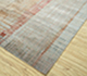 Jaipur Rugs - Hand Knotted Wool and Bamboo Silk Pink and Purple SRB-701 Area Rug Floorshot - RUG1087809
