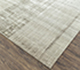 Jaipur Rugs - Hand Knotted Wool and Bamboo Silk Ivory SRB-701 Area Rug Floorshot - RUG1087800