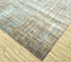 Jaipur Rugs - Hand Knotted Wool and Bamboo Silk Ivory SRB-701 Area Rug Floorshot - RUG1087810