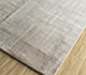 Jaipur Rugs - Hand Knotted Wool and Bamboo Silk Ivory SRB-701 Area Rug Floorshot - RUG1097466