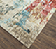 Jaipur Rugs - Hand Knotted Wool and Bamboo Silk Ivory SRB-703 Area Rug Floorshot - RUG1074119