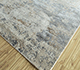 Jaipur Rugs - Hand Knotted Wool and Bamboo Silk Ivory SRB-705 Area Rug Floorshot - RUG1100805