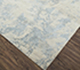 Jaipur Rugs - Hand Knotted Wool and Bamboo Silk Ivory SRB-706 Area Rug Floorshot - RUG1074036
