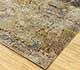 Jaipur Rugs - Hand Knotted Wool and Bamboo Silk Ivory SRB-707 Area Rug Floorshot - RUG1085070