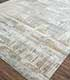 Jaipur Rugs - Hand Knotted Wool and Bamboo Silk Ivory SRB-709 Area Rug Floorshot - RUG1074095