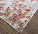 Jaipur Rugs - Hand Knotted Wool and Bamboo Silk Blue SRB-713 Area Rug Floorshot - RUG1073886