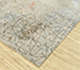 Jaipur Rugs - Hand Knotted Wool and Bamboo Silk Ivory SRB-729 Area Rug Floorshot - RUG1084457