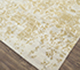Jaipur Rugs - Hand Knotted Wool and Bamboo Silk Ivory SRB-774 Area Rug Floorshot - RUG1077701