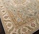 Jaipur Rugs - Hand Tufted Wool Blue TAC-601 Area Rug Floorshot - RUG1028796