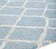 Jaipur Rugs - Hand Tufted Wool and Viscose Blue TAQ-4004 Area Rug Floorshot - RUG1071350